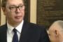 Predsednik Vučić uručio Mileru Orden srpske zastave drugog stepena