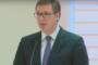 """Građanima u maju i novembru po 30 evra, penzionerima još 50; Vučić: """"To su srpske pare"""""""